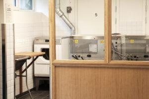 Renovering av fastighetstvättstugor, hyresfastighet i Göteborg - Kaborn Jensen Bygg AB