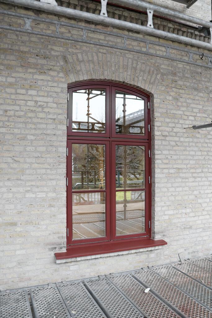 Efter avslutad fönsterrenovering, kontorslokal i Göteborg - Kaborn Jensen Bygg AB