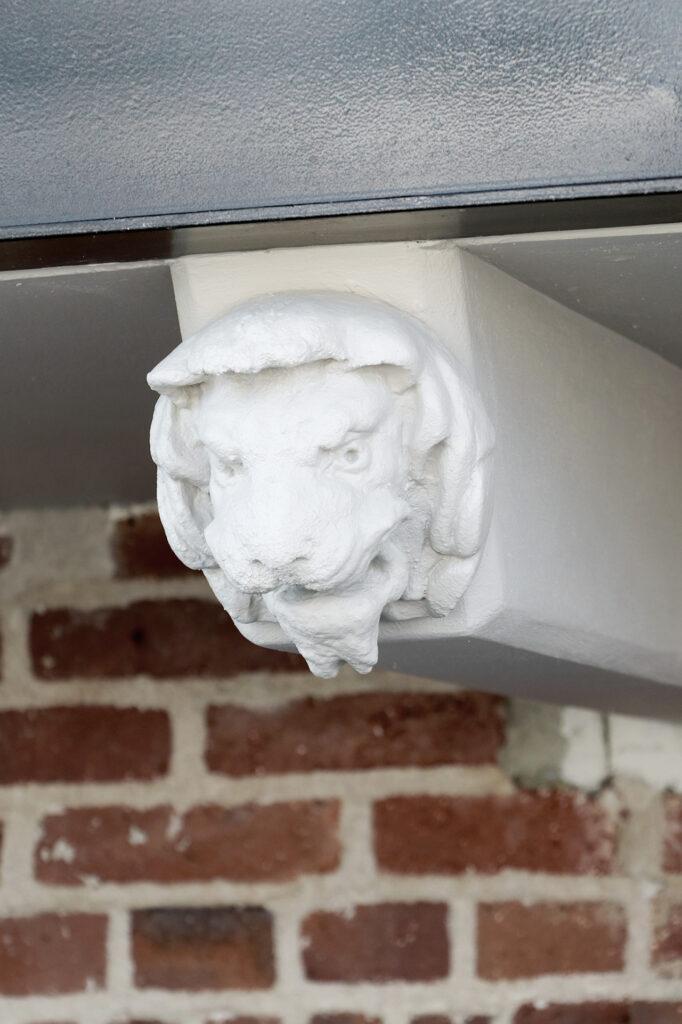 Renovera balkonger med ornament, utsmyckning brf i Göteborg - Kaborn Jensen Bygg AB