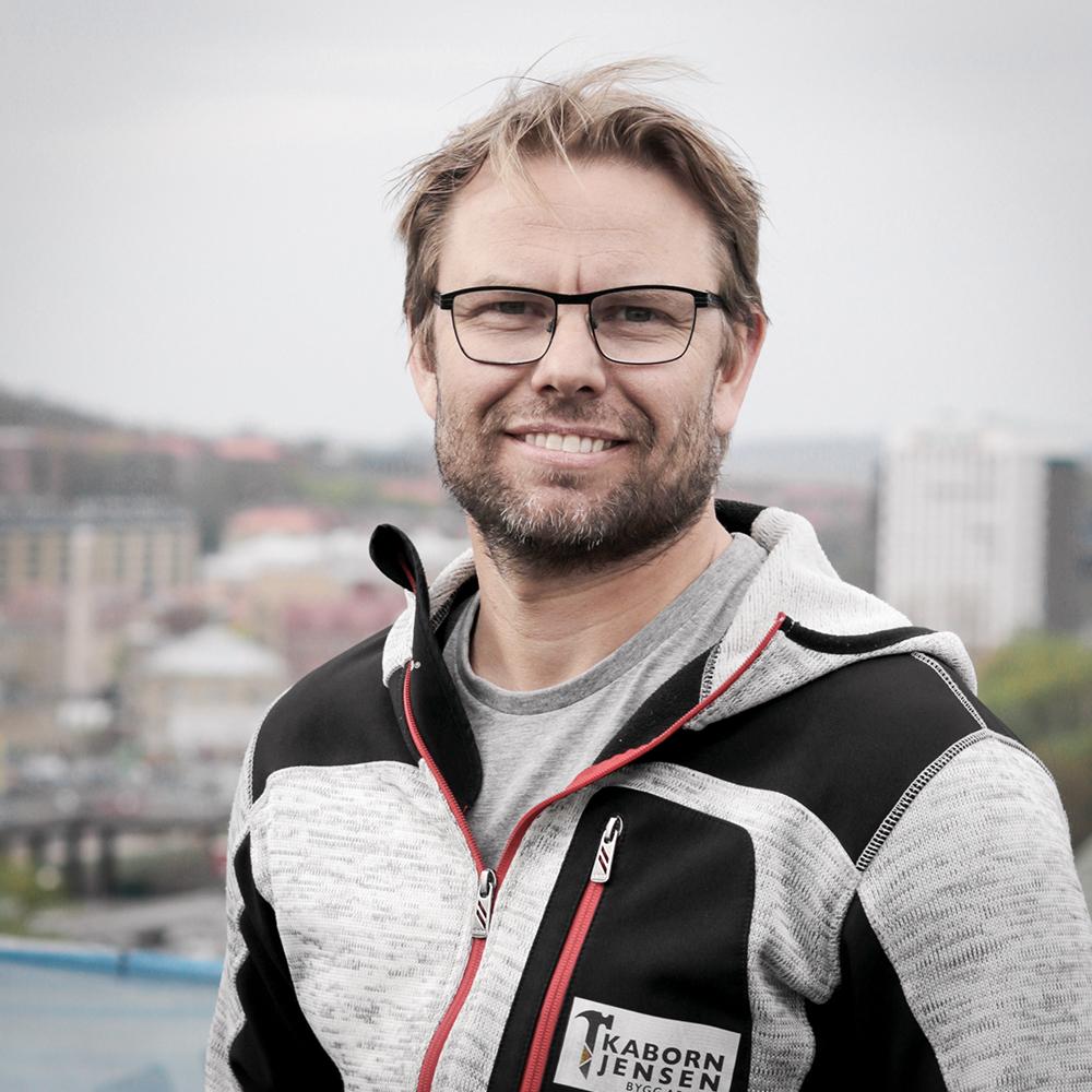Björn Kaborn – VD och Projektledare, Kaborn Jensen Bygg AB