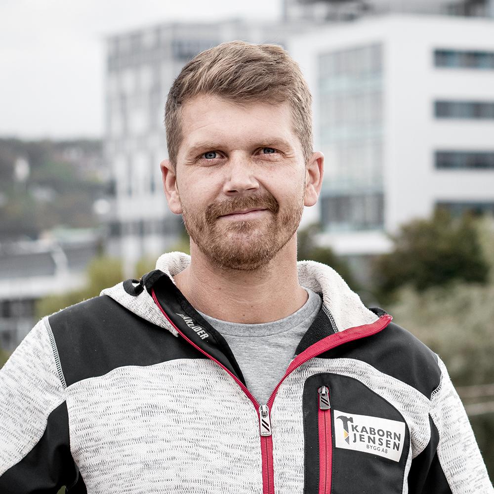 Christian Lilja – Arbetsledare, Kaborn Jensen Bygg AB