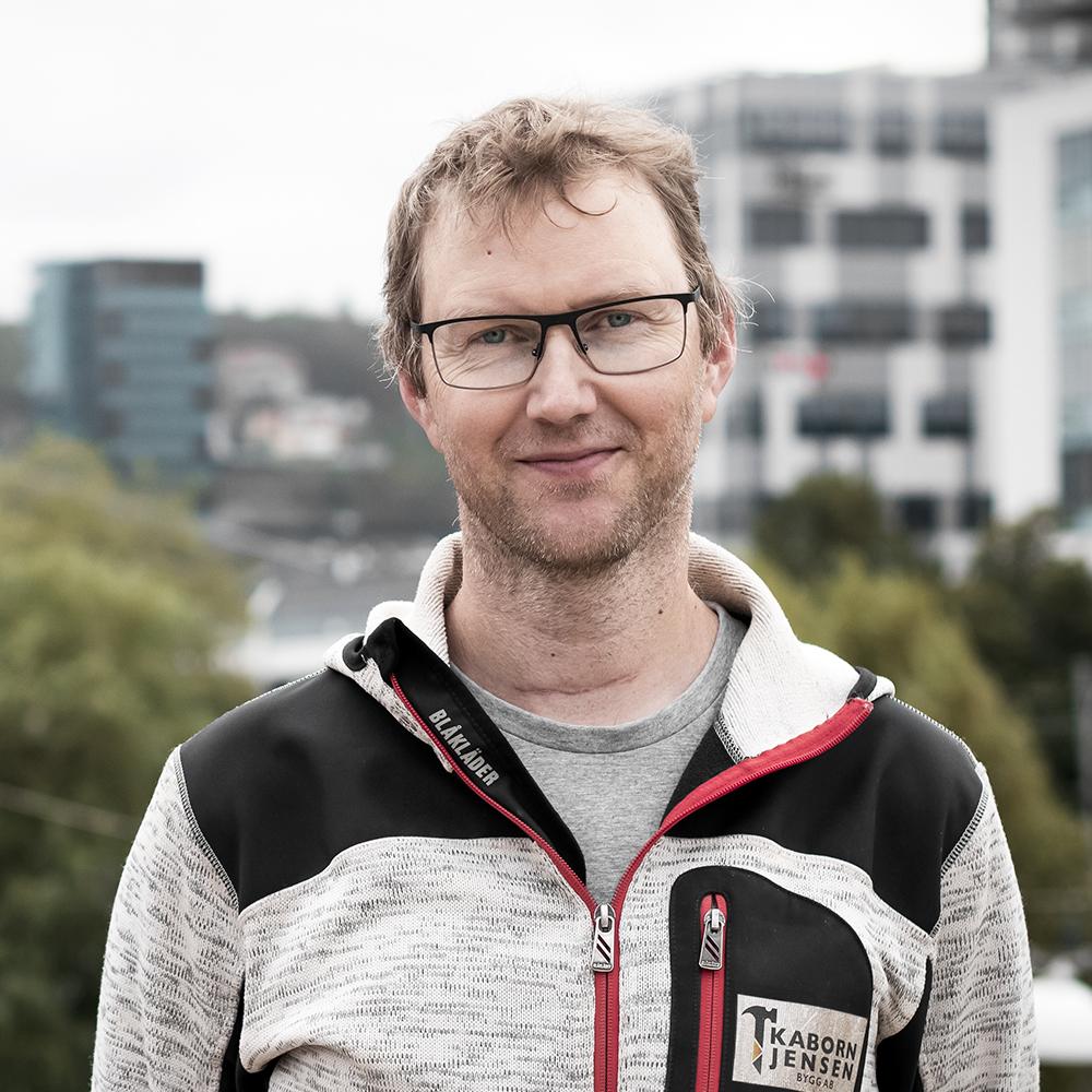 Niklas Jern – Snickare, Kaborn Jensen Bygg AB