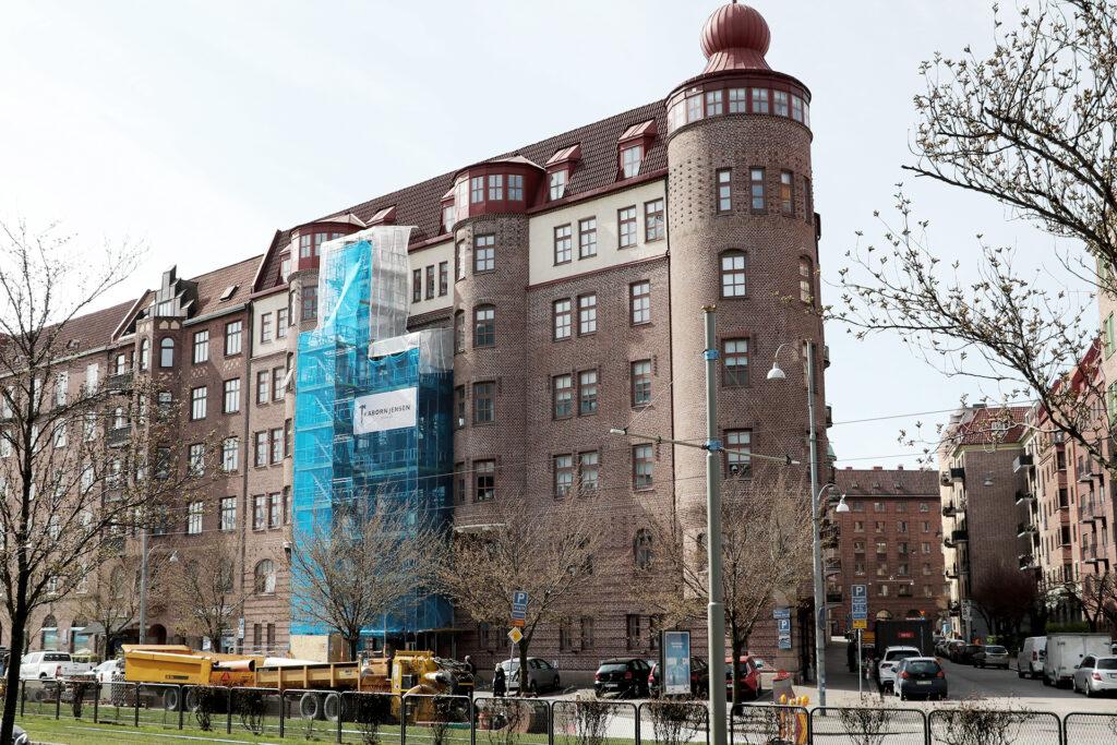 Renovera balkonger brf i Göteborg - Kaborn Jensen Bygg AB