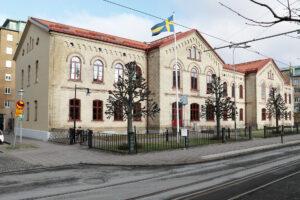 Stampgatan, referensprojekt takbyte, fönster och fasadrenovering kontorsfastighet i Göteborg - Kaborn Jensen Bygg AB