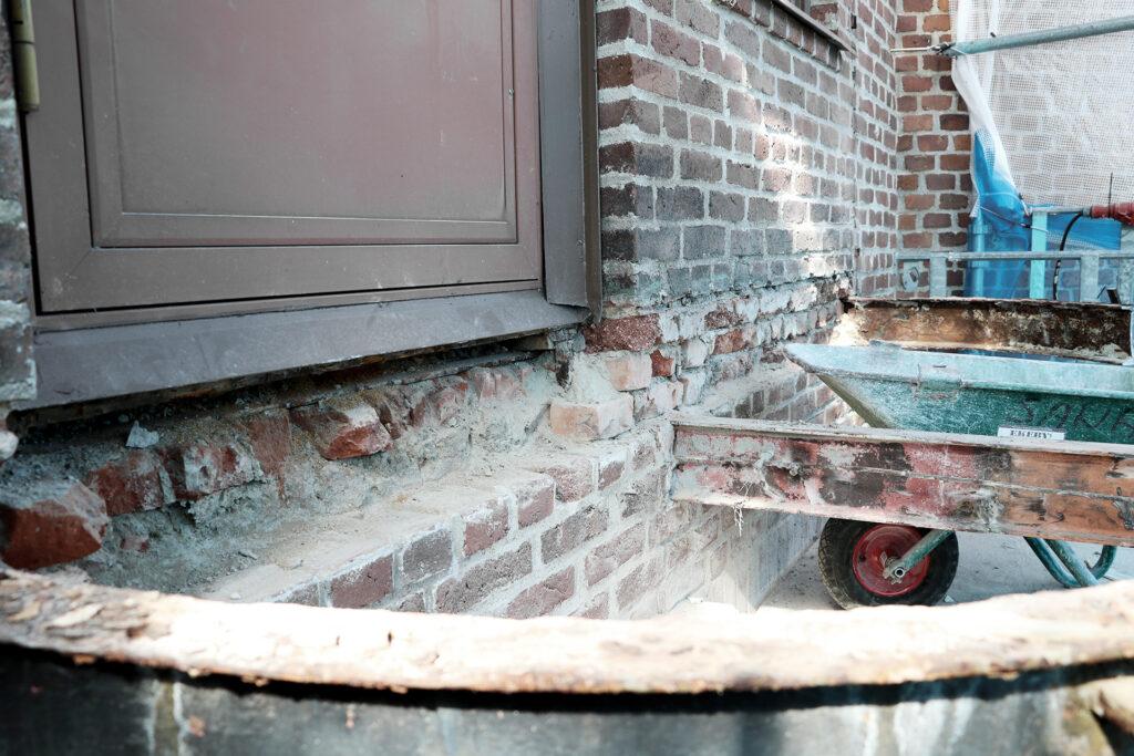 Renovera betongbalkonger, brf i Göteborg Kaborn Jensen Bygg AB